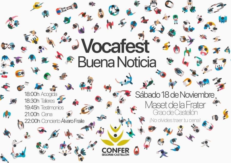 Vocafest 18-nov en el Grao