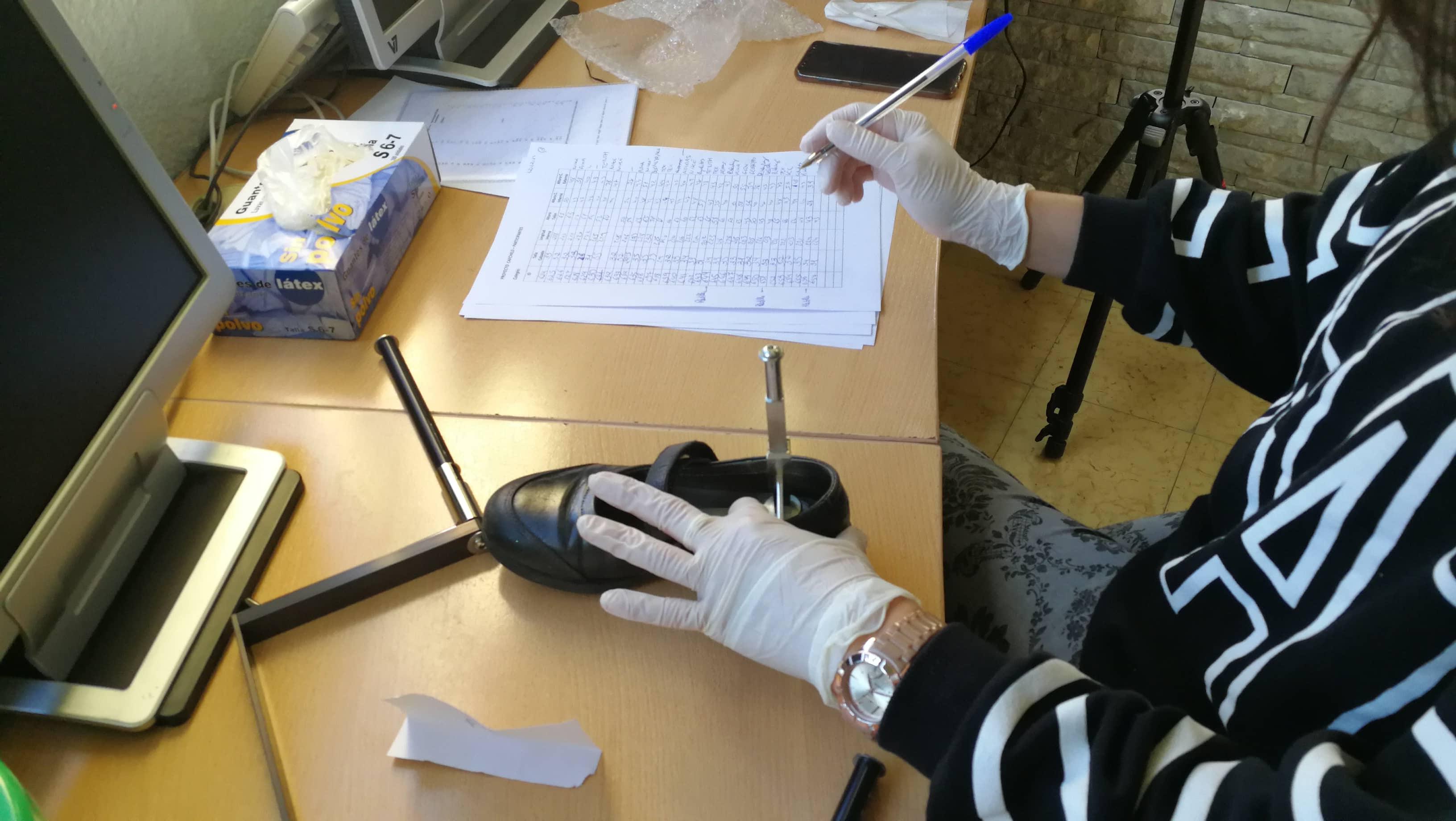 Más de 500 alumnos de primaria participan de una investigación de INESCOP.