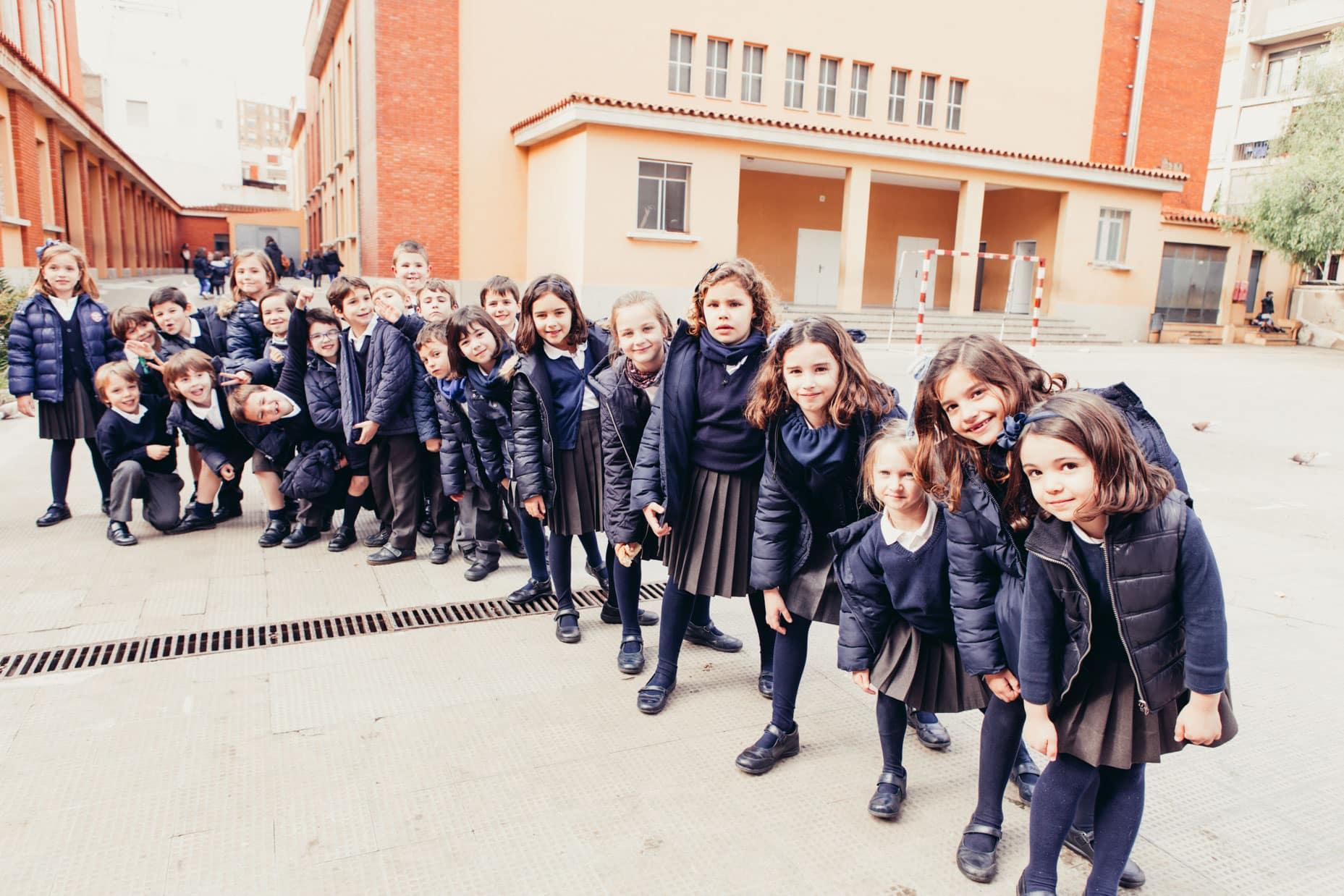 Alumnos de Primaria