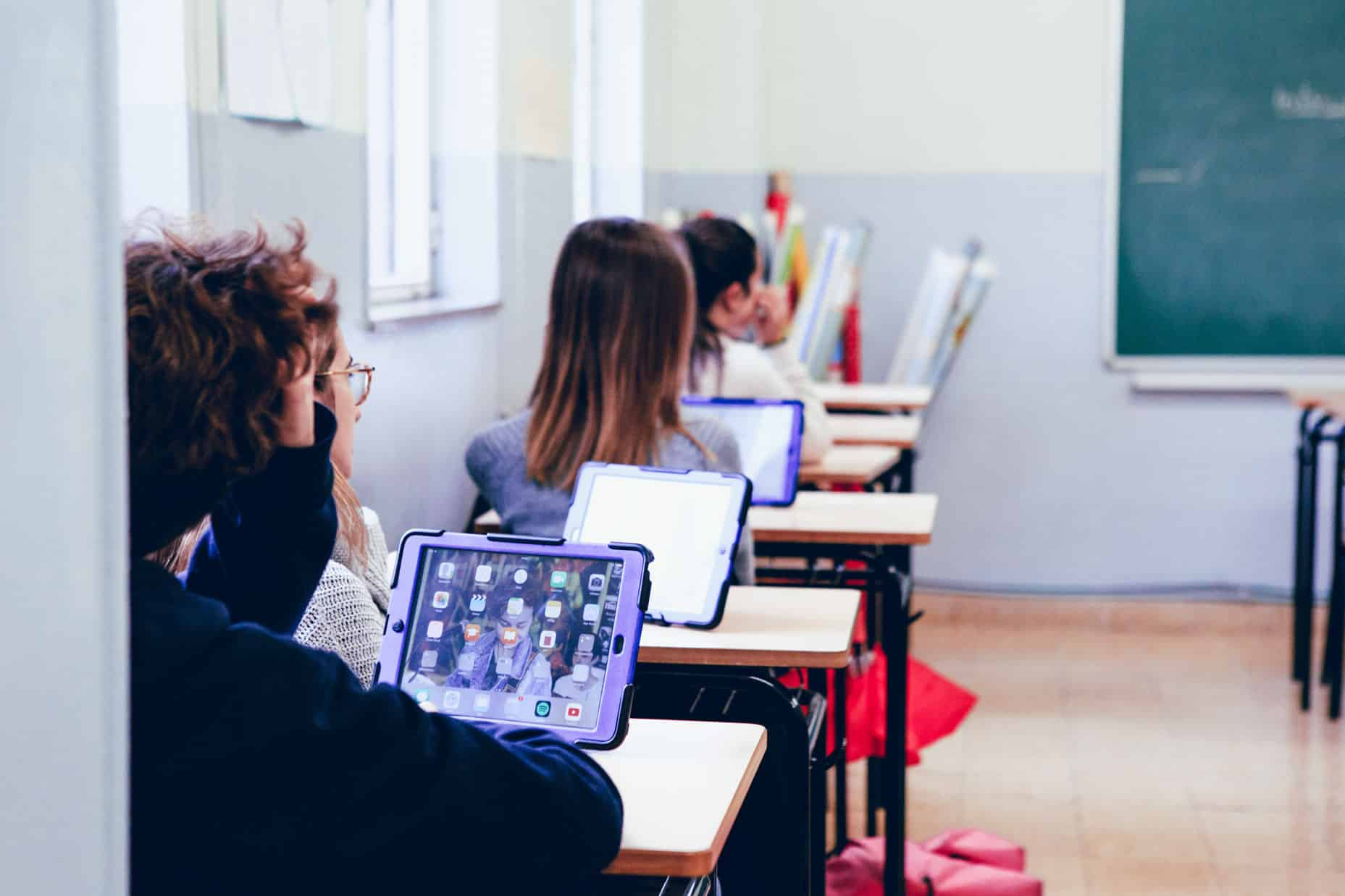 iPad en Clase de Historia