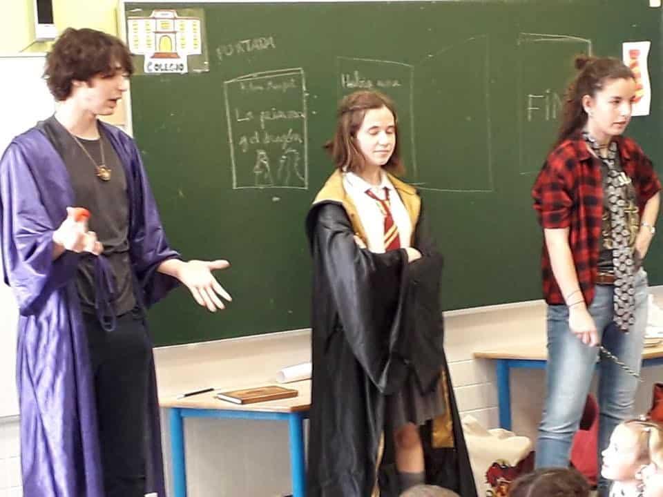 Día de Harry Potter - Celebración Día del Libro